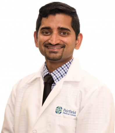 Manoj Rajagopal, MD
