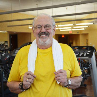 FMC Patient Ed Reedman Heart Rehab Patient