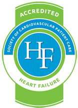 Accredited Society of Cardiovascular Patient Care Heart Falure