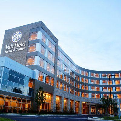 Fairfield Medical Center Exterior Shot
