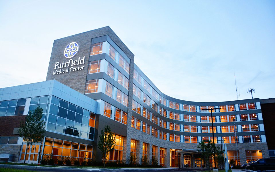 Fairfield Medical Center Exterior Shot
