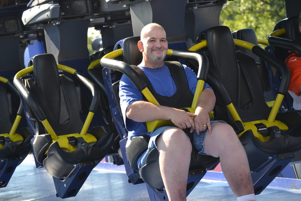 FMC Bariatric patient on roller coaster