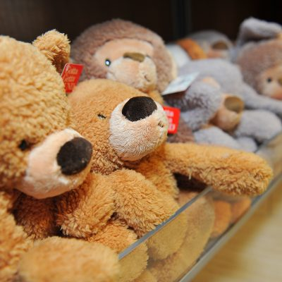 Wishes Gift Shop Teddy Bears FMC