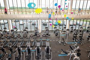 River Valley Campus gym
