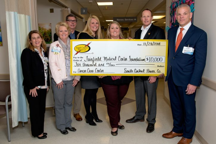 South Central Power Foundation Donation