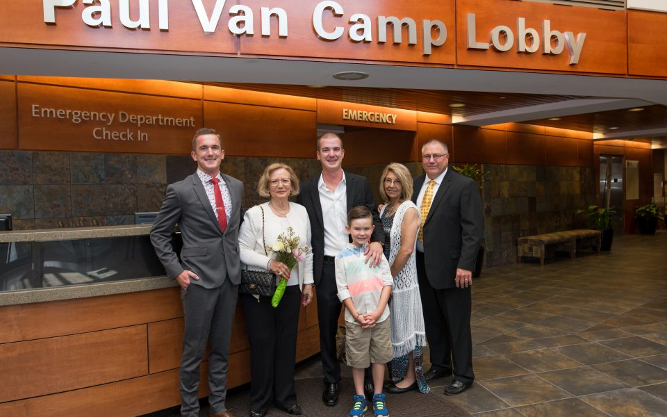 FMC Foundation Paul Van Camp