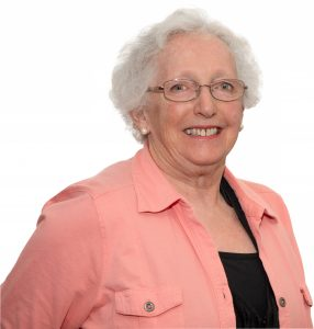 Anne Brown, TWIG 6, InterTWIG representative and InterTWIG Past- President