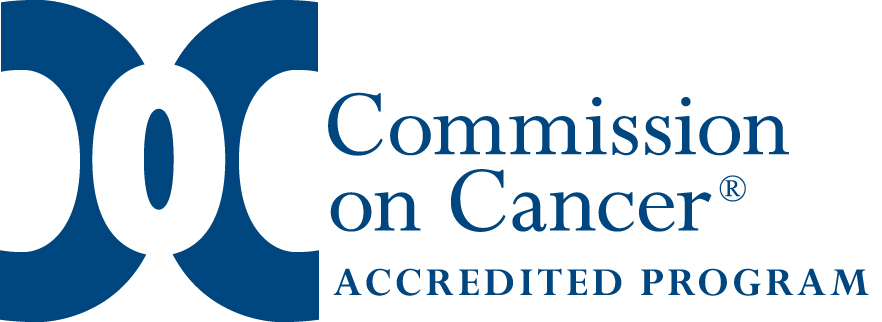 Commission on Cancer Accredited Program Logo