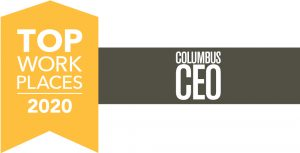 Columbus CEO Top Workplace 2020