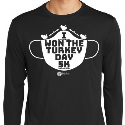 turkey day 5k shirt 2020